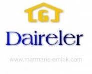 marmaris-daireler