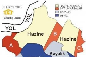 Selimiyede Satılık Koy