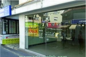 Marmaris Kiralık Dükkan