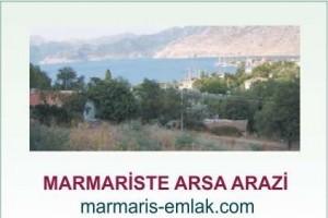 Marmariste Arsa Arazi